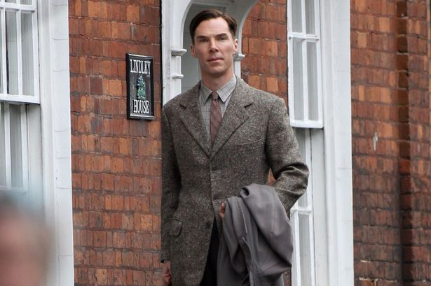 Benedict-Cumberbatch-filming-scenes-for-The-Imitation-Game-2285513