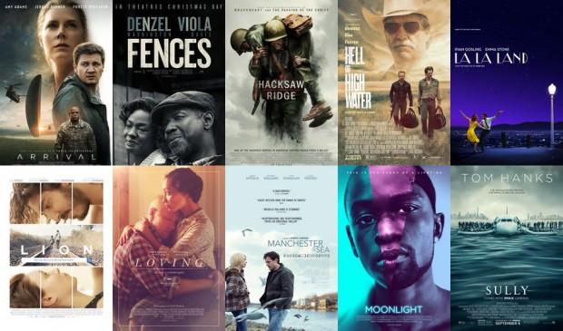 【最重要】ブロードキャスト映画批評家賞最多ノミネートを獲得したのは「ラ・ラ・ランド」!!